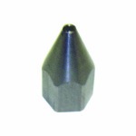 "P/N: 1001 Standard Nozzle Available in .010"" - .090"" Orifice Sizes"