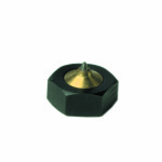 """Standard Extrusion Nozzle Available in .010"""" - .040"""" Orifice Sizes"""