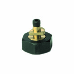 "90° Multi-Orifice Extrusion Nozzle Available in .015"" - .030"" Orifice Sizes"