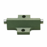 HA2 T-Bar Nozzle (Specify Orifice Size, # of Holes & Hole Placement)