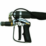 Parallel Entry Spray Manual Applicator