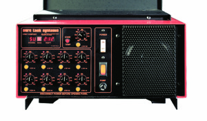 User-friendly Operator Panel with Digital and Analog Temperature Readings